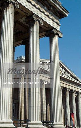 British Museum, Londres, Royaume-Uni, Europe