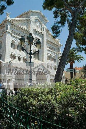 Intérieur de la cathédrale, la Veille de Monaco, Monaco, Europe