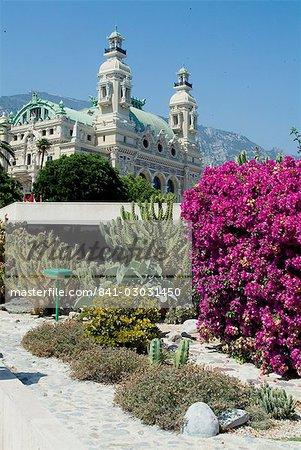 Opera, Monte Carlo, Monaco, Europe