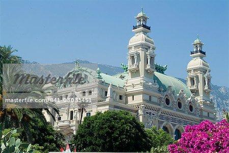 Opéra, Monte Carlo, Monaco, Europe
