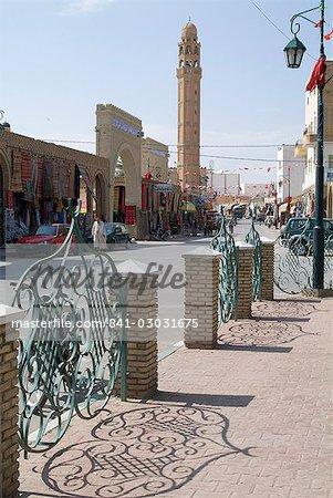 Tozeur, Tunisie, Afrique du Nord, Afrique