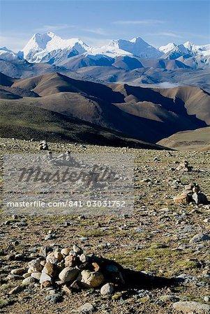 Himalaya range, Tibet, China, Asia