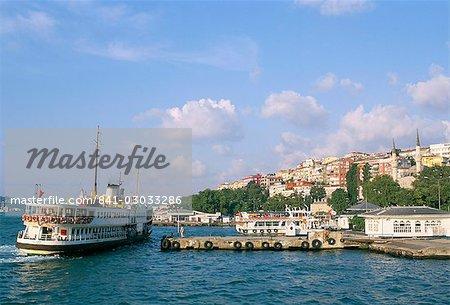 Uskudar, Asian side, Istanbul, Turkey, Anatolia, Asia Minor, Asia