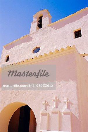Sant Josep's (St Joseph's) Church, Sant Josep de Talala, Ibiza, Balearic Islands, Spain