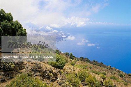 Northern coast, El Hierro, Canary Islands, Spain, Atlantic, Europe