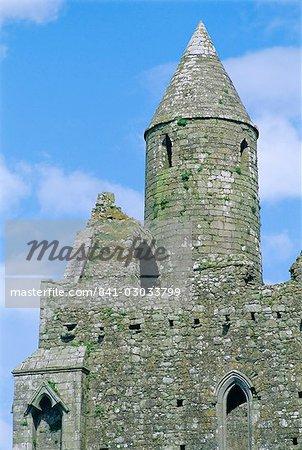 Rocher de Cashel, Cashel, comté de Tipperary, Irlande
