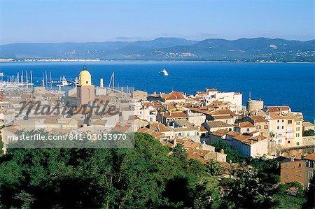 St. Tropez, Var, Côte d'Azur, Provence, Côte d'Azur, France, Méditerranée, Europe