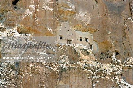 Abi Yohani monastery,Tambien region,Tigre province,Ethiopia,Africa