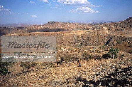 Terari Wenz region,Wollo province,Ethiopia,Africa