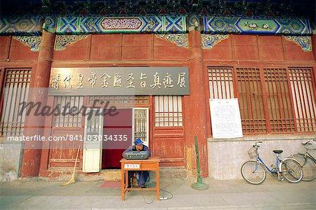 Cité interdite, Pékin, Chine