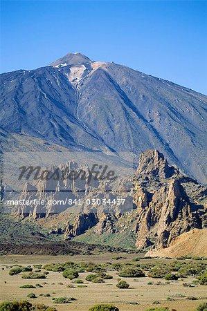 Mt Teide,Tenerife,Canary Islands,Spain