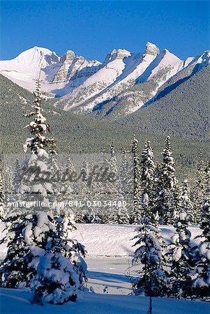 Banff,Alberta,Canada