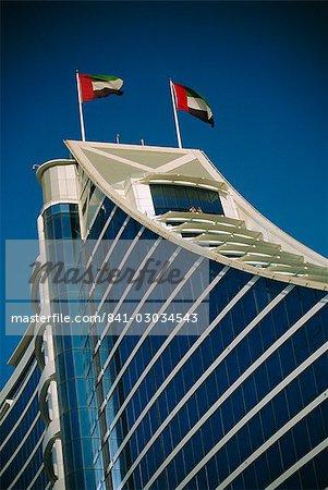 Jumeirah Beach Hotel, Dubai, Émirats Arabes Unis, Moyen-Orient