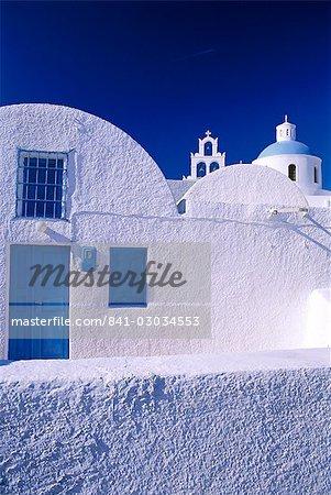 Thira (Fira),Santorini,Cyclades Islands,Greece,Europev
