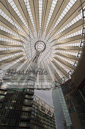 Potsdamer Pl, Berlin, Allemagne