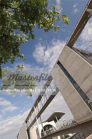Bâtiments du gouvernement, Berlin, Allemagne