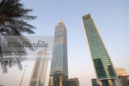 Sheikh Zayed Road, Dubaï, Émirats Arabes Unis
