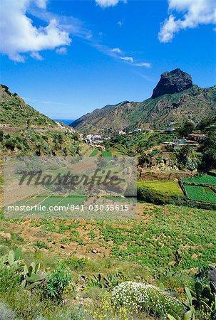 La Gomera,Canary Islands,Spain