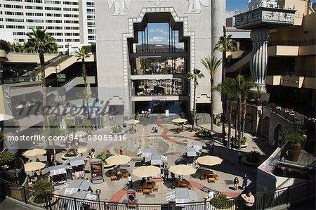 Hollywood Highland Entertainment Center, Hollywood, Los Angeles, Californie, États-Unis d'Amérique, Amérique du Nord