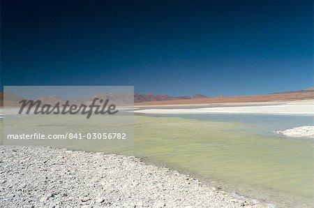 Laguna Verde, Salar de Uyuni, Bolivia, South America