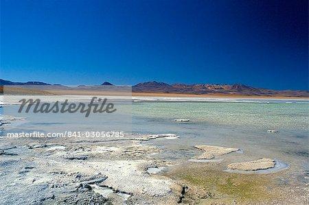 Lago Verde, Salar de Uyuni, Bolivia, South America