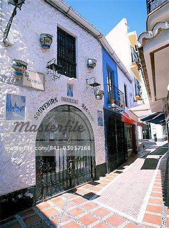 Marbella, Costa del Sol, Andalucia (Andalousie), Espagne, Europe