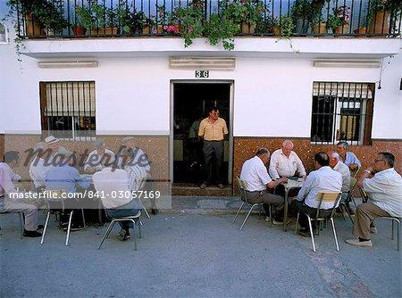 Mijas, villages blancs, Andalousie (Andalousie), Espagne, Europe