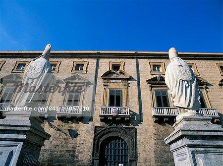 Île de Palazzo Vescovile, Palerme, Sicile, Italie, Méditerranée, Europe