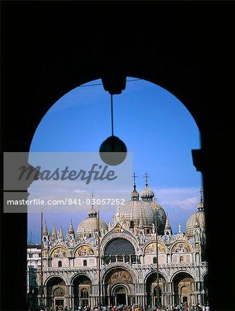 Basilique Saint-Marc, Venise, UNESCO World Heritage Site, Veneto, Italie, Europe