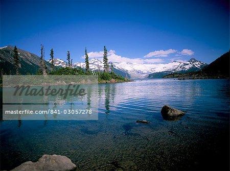 Garibaldi Provincial Park, British Columbia, Canada, en Amérique du Nord