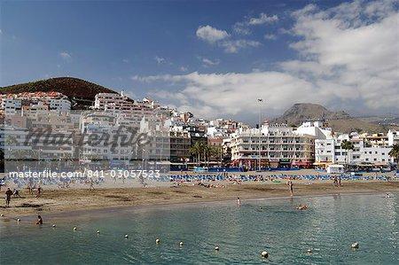 Los Cristianos, Tenerife, Canaries Iles Espagne, Atlantique, Europe