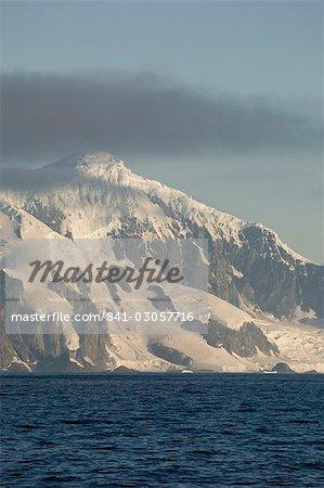 Détroit de Bransfield, péninsule de l'Antarctique, l'Antarctique, les régions polaires