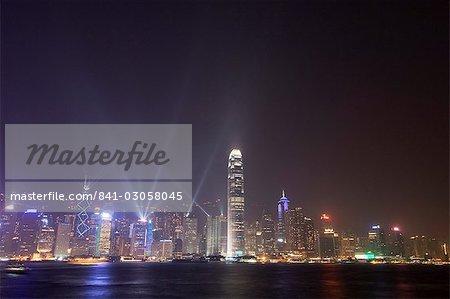 Hong Kong, Chine, Asie