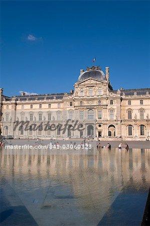 Musee du Louvre, Paris, France, Europe