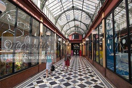 Passage des Princes, Paris, France, Europe