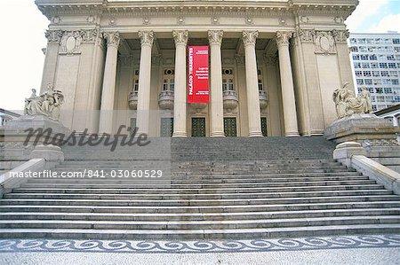 Palacio Tiradentes, Rio de Janeiro, au Brésil, en Amérique du Sud