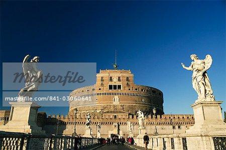 Castel Sant ' Angelo, Rome, Lazio, Italie, Europe