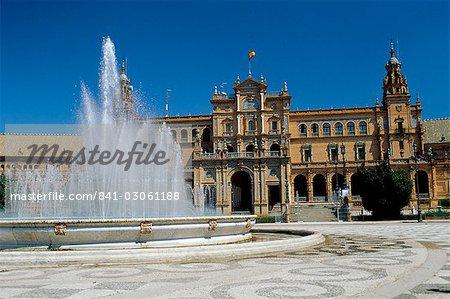 Séville, Andalousie (Andalousie), Espagne, Europe