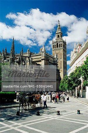 Seville, Andalucia (Andalusia), Spain, Europe
