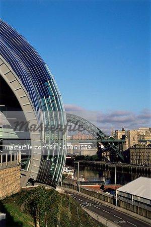 The Sage Gateshead, Gateshead, Tyne and Wear, England, United Kingdom, Europe