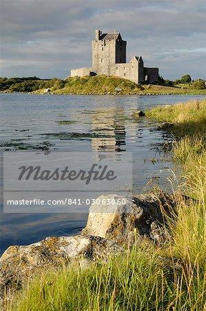 Château de Dunguaire (Dungory), Kinvarra, comté de Galway, Connacht, Irlande, Europe