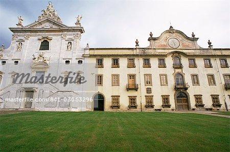 Extérieur de la Certosa, Calci, Pise, Toscane, Italie, Europe