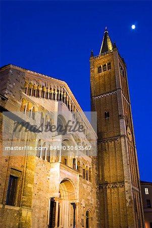 Le Duomo, Parma, Emilia Romagna, Italie, Europe