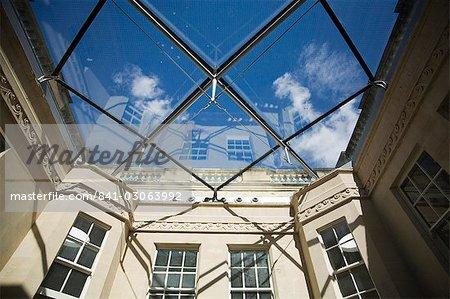 Hot Bath, Thermae Bath Spa, Bath, Avon, England, United Kingdom, Europe