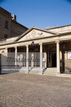 Du roi et de reine bains, Bath, Avon, Angleterre, Royaume-Uni, Europe
