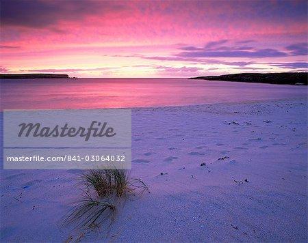 Sands of Breckon, North Yell, Yell, Shetland Islands, Scotland, United Kingdom, Europe