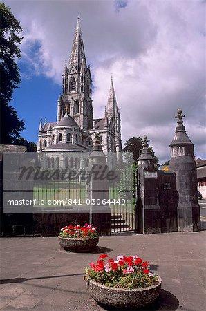 Cathédrale de St. Finbarr, néogothique, datant du XIXe siècle, Cork, County Cork, Munster, Irlande, Europe