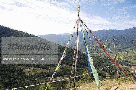 Paro, Bhoutan, Asie