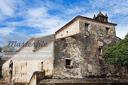 La Asuncion City Cathedral, Isla Margarita, Nueva Esparta State, Venezuela, South America