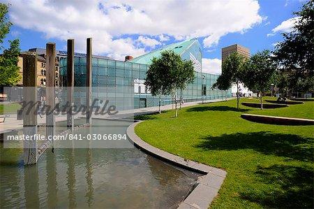 Urbis exhibition centre, Manchester, Angleterre, Royaume-Uni, Europe